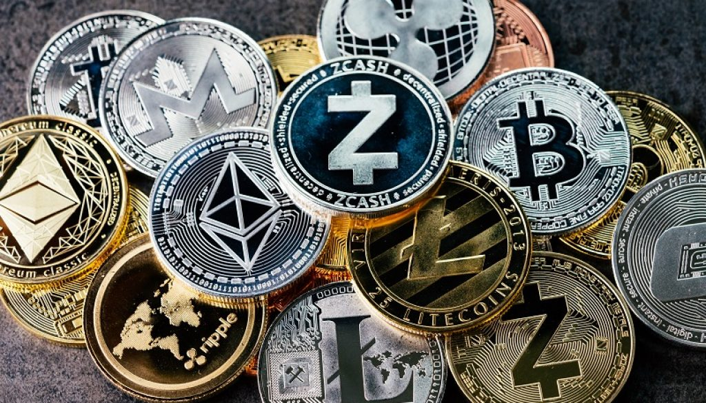 Digital Currency types