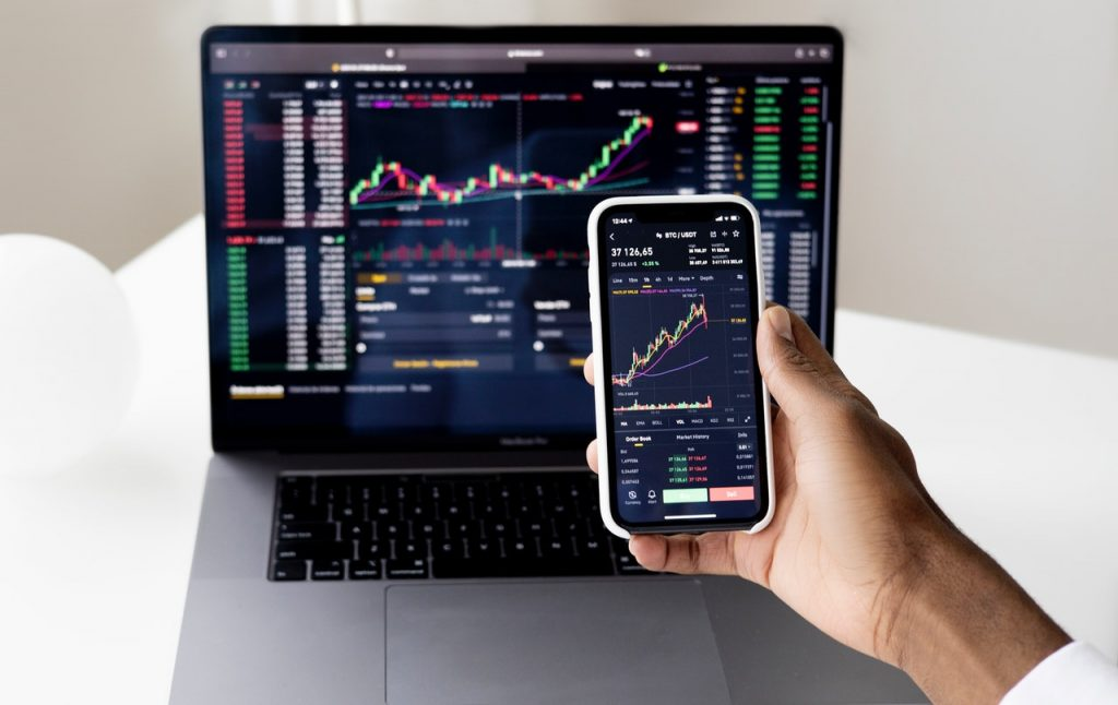 cryptocurrency trade